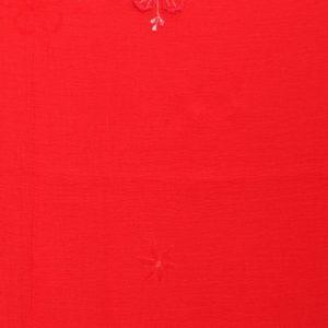 Палантин (Красный Цветочный) Regina Schrecker