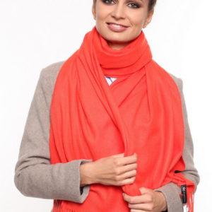 Палантин (Оранжевый цвет) Paccia