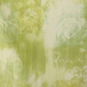 Палантин (Зеленый Цветочный) Donatella