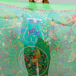 Платок (Зеленый цвет) Sophie Ramage