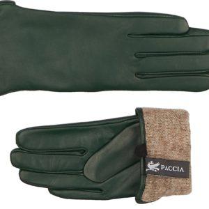 Перчатки кожаные Paccia Италия