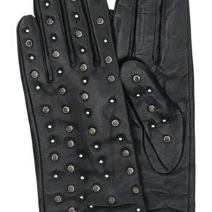 Перчатки женские (Черный цвет) Paccia, Италия