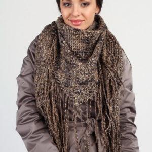 Женский платок (Бежевый) Laura Milano