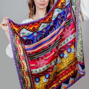 Платок женский (Разноцветный цвет) Paccia