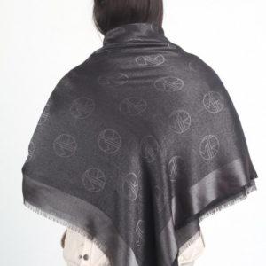 Платок женский (Серый Логотип) Tamary