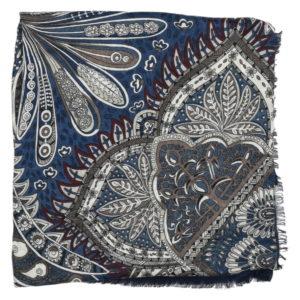 Платок (Синий цвет) Sophie Ramage