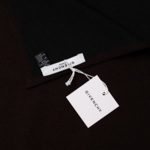 Шарф для мужчин (Коричневый Логотип) Givenchy