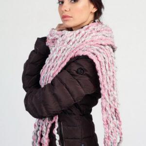 Шарф для женщин (Розовый) Lancetti