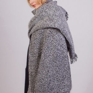 Шарф для женщин (Серый) Laura Milano