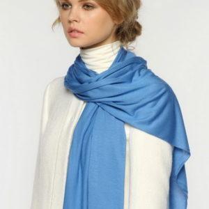 Шарф для женщин (Синий) Laura Milano