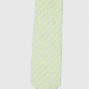 Жаккардовый галстук мужской (Серый) Ungaro