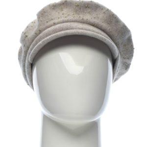 Женская кепка (Белый цвет) Sophie Ramage