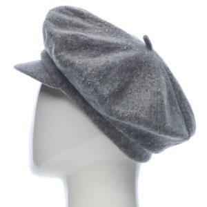 Женская кепка (Серый цвет) Sophie Ramage