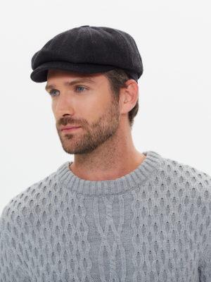 Мужская кепка восьмиклинка